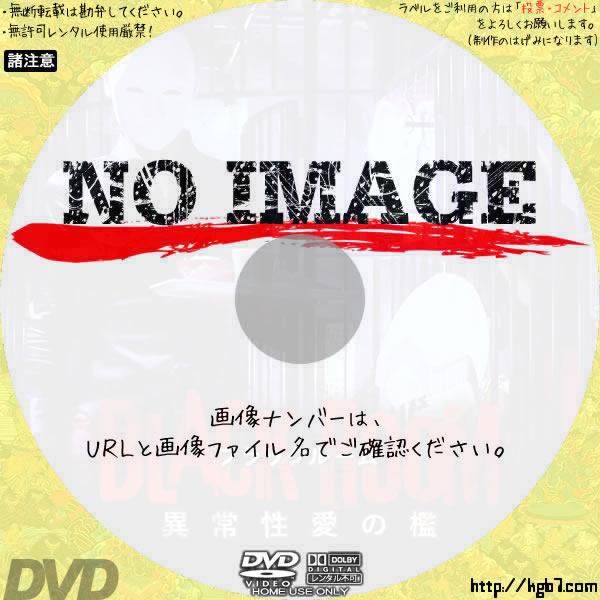 BLACK ROOM 異常性愛の檻 (2015) BD・DVDラベル