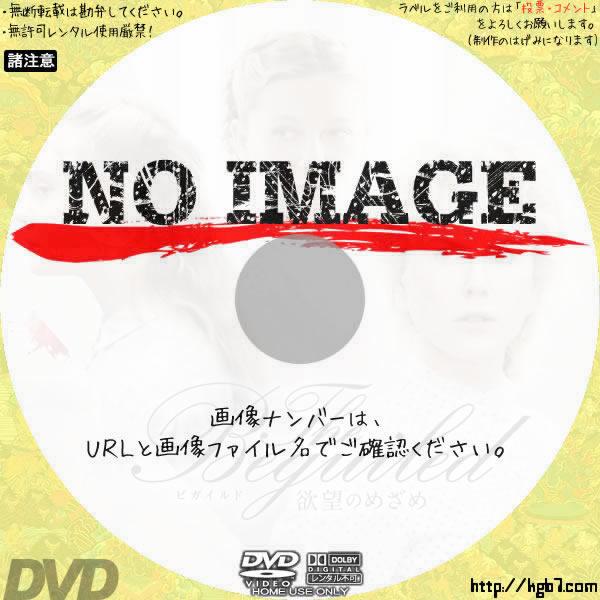 ビガイルド 欲望のめざめ (2017) BD・DVDラベル