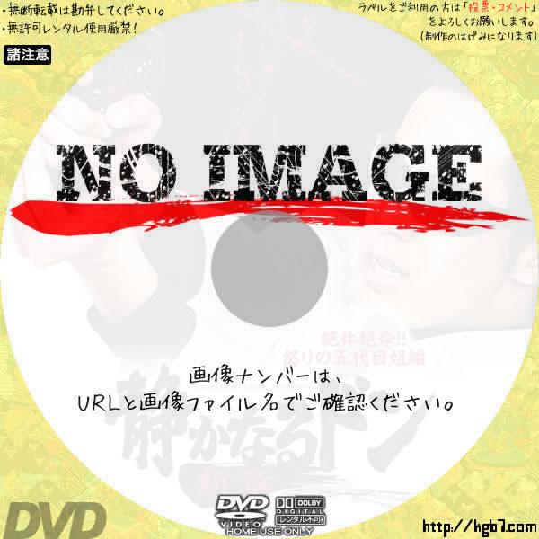 静かなるドン 新章 絶体絶命!! 怒りの五代目姐編 (2011) BD・DVDラベル