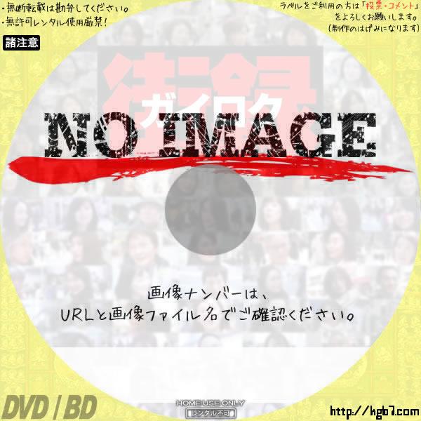 ガイロク (街録) (汎用) BD・DVDラベル